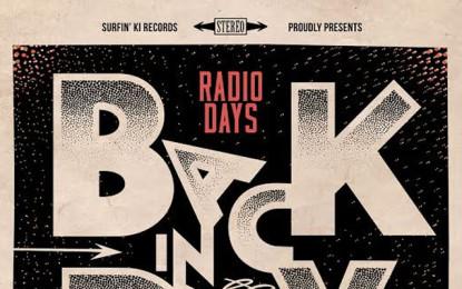 Ascolta in anteprima il nuovo album dei Radio Days