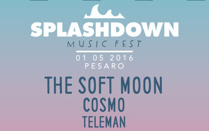 La line up dello Splashdown Music Fest di Pesaro