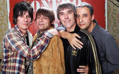 Gli Stone Roses stanno davvero registrando un nuovo album