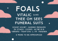 Foals, Thee Oh Sees, Vitalic e molti altri all'AMA Music Festival 2016