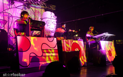 Le foto di Animal Collective + GFOTY ai Magazzini Generali – 07/04/2016