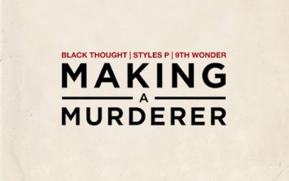 Ascolta: Black Thought, Making a Murder (ft. Styles P, prod. 9th Wonder)