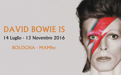 La mostra David Bowie Is arriva a Bologna