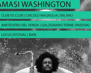 Kamasi Washington torna in Italia per quattro date