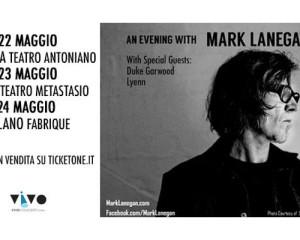 Mark Lanegan torna in Italia per tre date a maggio