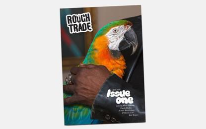 Rough Trade ha lanciato una rivista ufficiale