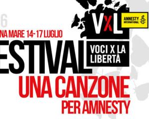 I dettagli di Voci per la Libertà di Amnesty e il concorso per gli artisti emergenti
