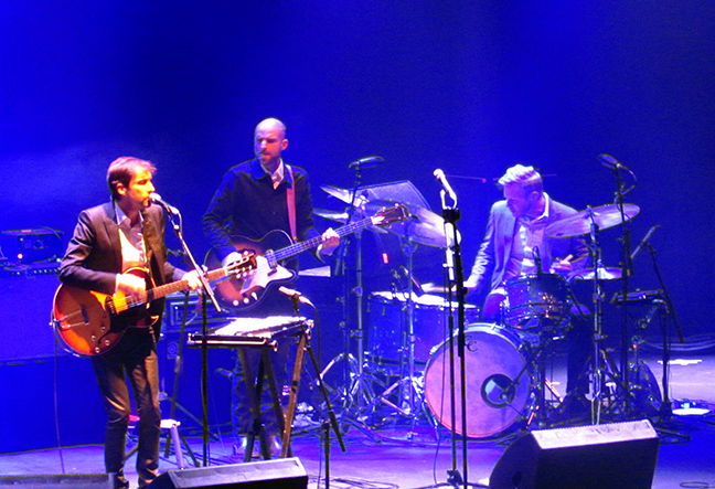 SI Andrew Bird band
