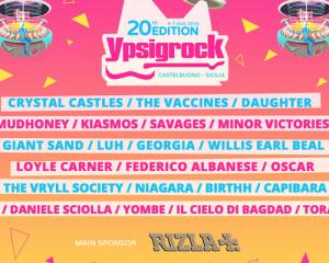 Contest: vinci due abbonamenti per l'Ypsigrock Festival 2016