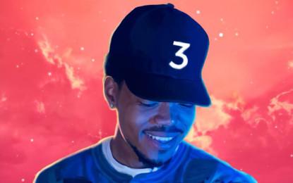 È uscito Coloring Book, il nuovo album di Chance the Rapper