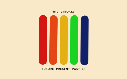 The Strokes, ascolta in streaming il nuovo EP Future Present Past