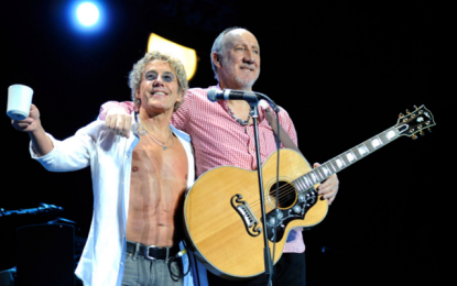 The Who: due concerti in Italia a settembre