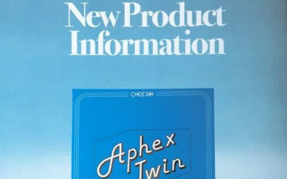 Sembra che Aphex Twin stia per tornare con un nuovo EP