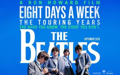 Ron Howard ha diretto un nuovo documentario sui Beatles