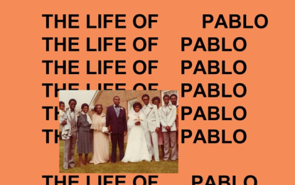 Kanye West ha aggiunto Saint Pablo a The Life of Pablo