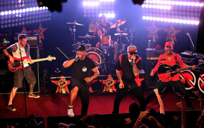 I Prophets of Rage pubblicano un video live ufficiale di Killing in the Name