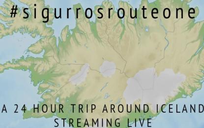 I Sigur Rós stanno girando per l'Islanda in diretta su YouTube