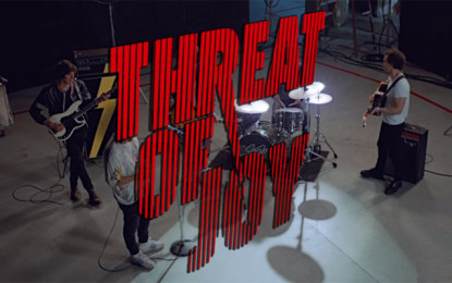 Guarda: The Strokes, Threat of Joy