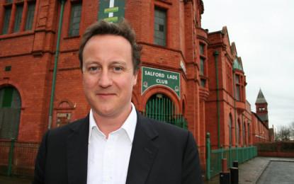 David Cameron cita gli Smiths in parlamento, sbaglia il testo