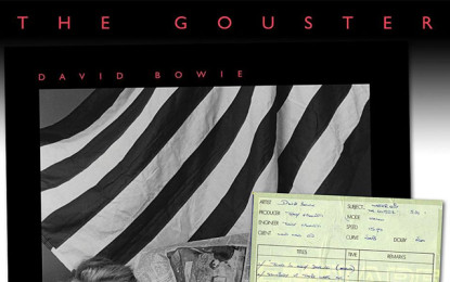 David Bowie, i dettagli del disco postumo The Gouster