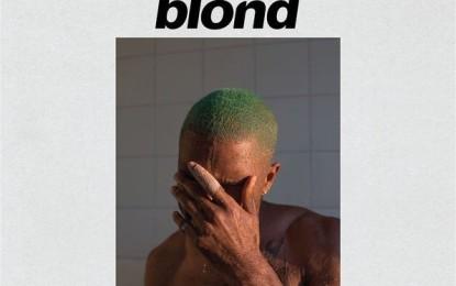 È uscito Blond, il nuovo album di Frank Ocean