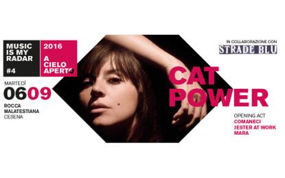 Contest: Vinci due biglietti per Cat Power a Cesena