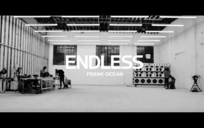 Ascolta Endless, un nuovo visual album di Frank Ocean
