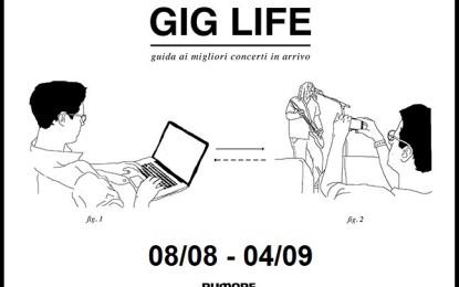GIG LIFE: Guida ai migliori concerti in arrivo (08/08 – 04/09)