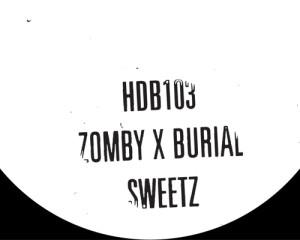 Ascolta: Zomby & Burial, Sweetz