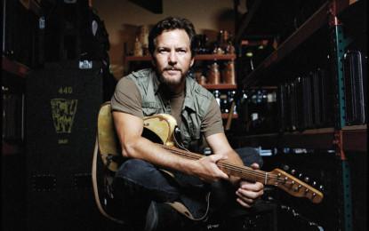 Ascolta l'inedito di Eddie Vedder per la colonna sonora del nuovo Twin Peaks