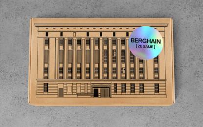 La selezione del Berghain diventa un gioco di carte