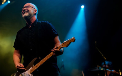 Live Report: Bob Mould @ Estragon, Bologna, 15/10/2016