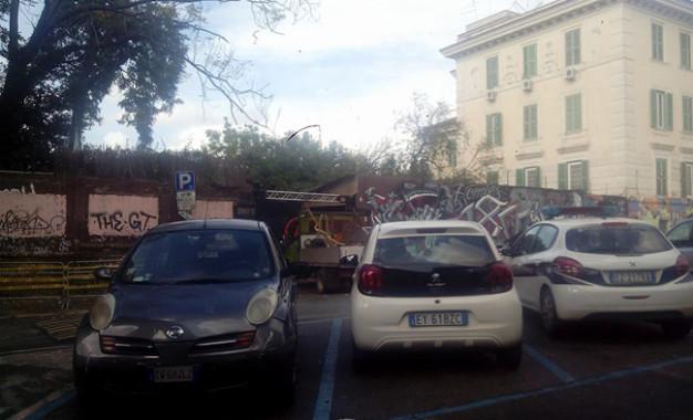 L'INIT, a Roma, è stato preso in possesso dal comune