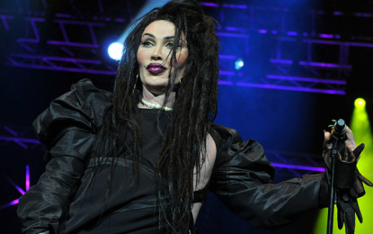 È morto Pete Burns, cantante dei Dead or Alive