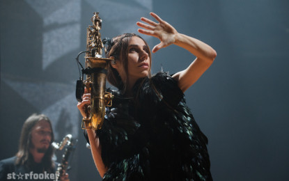 Le foto di PJ Harvey all'Alcatraz di Milano – 23/10/2016