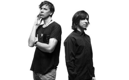 Thurston Moore e James Sedwards in Italia
