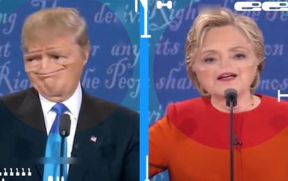 Il video di Aphex Twin sulle elezioni statunitensi