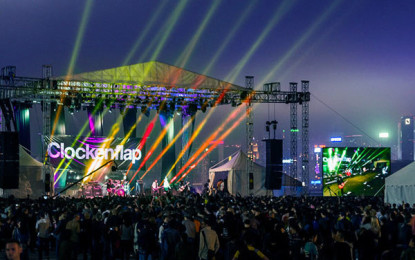 Clockenflap: tre giorni di musica al porto di Hong Kong