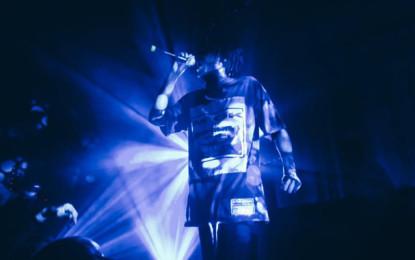 Danny Brown è una rock star: live report del concerto al Palais de Tokyo di Parigi, 20/11/2016