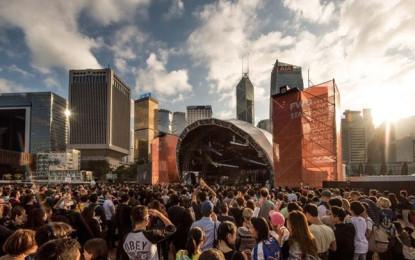 Hong Kong: Clockenflap Festival – 25-27/11/2016