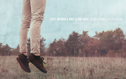 Vinci i biglietti per i Fast Animals and Slow Kids all'Alcatraz