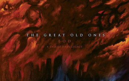 The Great Old Ones: ascolta in anteprima un nuovo brano