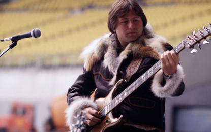 Greg Lake degli Emerson, Lake and Palmer è morto a 69 anni