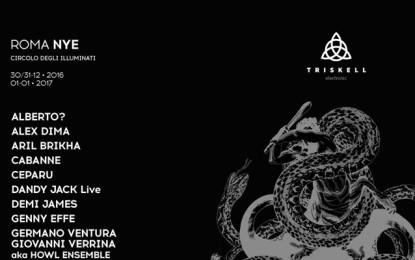 Vinci cinque ingressi per il Triskell Electronic Festival di Roma