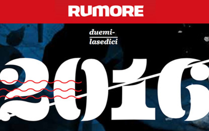 La playlist con i 50 album e i 10 singoli del 2016 secondo Rumore
