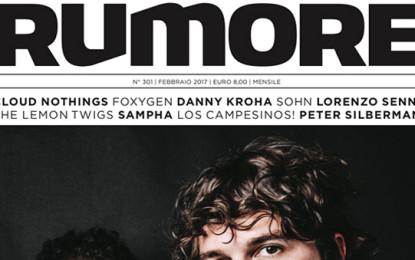 Rumore 301 | Febbraio 2017