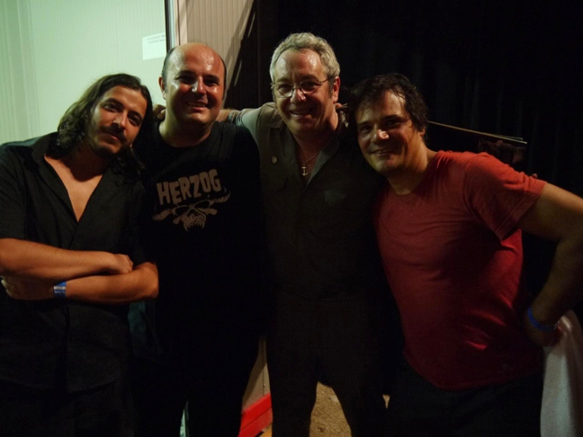 CUT con Mike Watt
