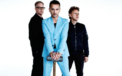 Ascolta: Depeche Mode, Where's the Revolution