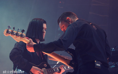 Live report + Fotografie: The xx al Mediolanum Forum di Milano – 20/02/2017