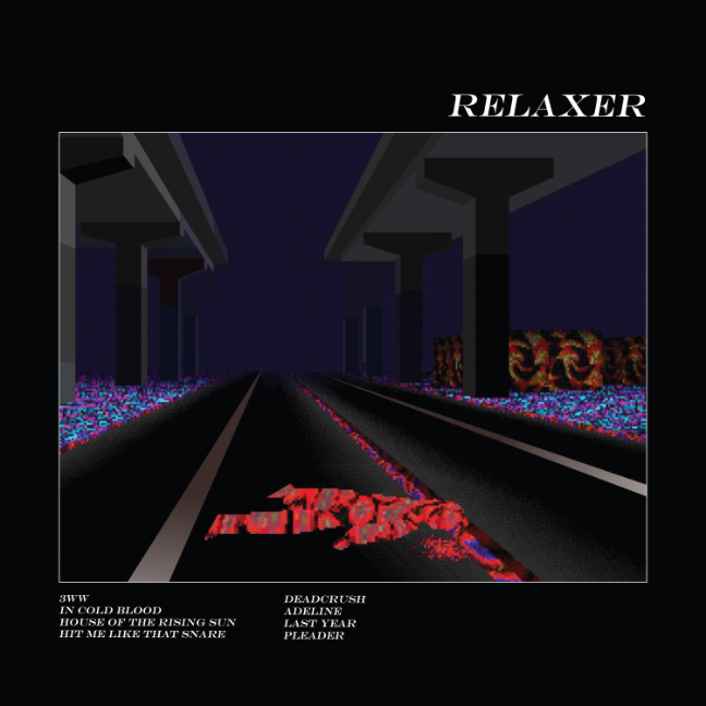 Alt J RELAXER cover cd 648